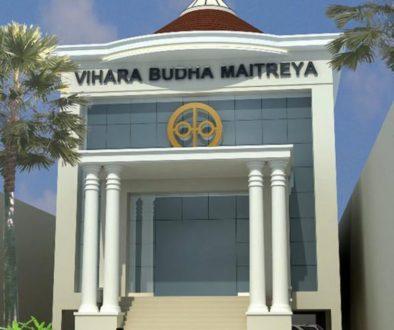 Vihara Budha Maitreya Malang